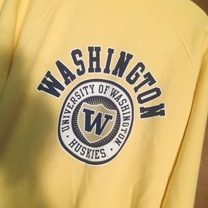 University of Washington Huskies Sweatshirt